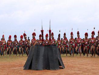 Yimchunger Folk Dance